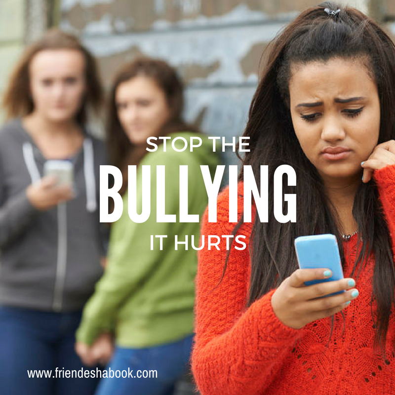 Friendeshans Want to UNIFY Against Bullying