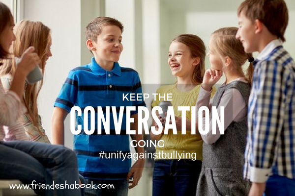 Friendeshans Talk About Bullying